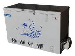 防爆卧式冰柜