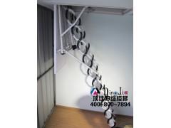 国产电机电动款伸缩楼梯