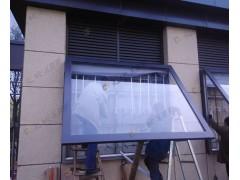 壁挂式滚动灯箱案例