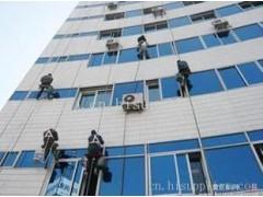 建筑物外墙面粉刷