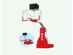 LQJ0002 遥控电动液压篮球架