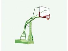 LQJ0008 凹箱式仿液压篮球架