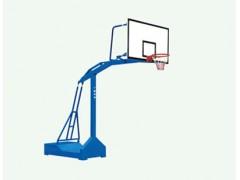 LQJ0010 凹箱篮球架