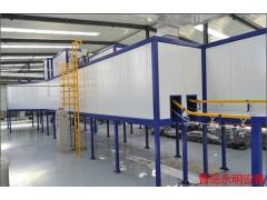 悬挂式涂装生产线