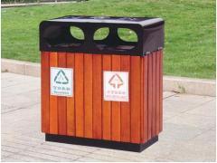 腐木垃圾桶